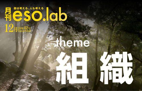 月刊「eso.lab(えそラボ)」第2号